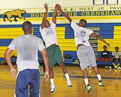 D_85563A (RobHelfman) Tags: sports basketball losangeles highschool crenshaw channonanderson openrun