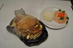 Kurczak chrupiący z grilla