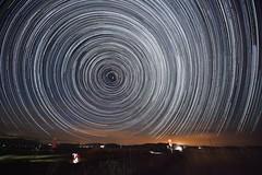 Perseidas 2013, Valdeazores (Fermaker) Tags: night canon stars spain astrofotografa startrails castillalamancha circumpolar perseidas estrellasfugaces valdeazores lagrimasdesanlorenzo eos5dii mygearandme