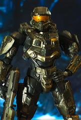 Play Arts Kai Halo 4 Master Chief 1 (mickeyrdj) Tags: halo xbox masterchief halo4