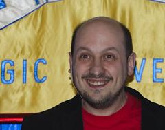 Woody Aragon (Saomik) Tags: 2013 april batavia newyork usa magic ffff magician