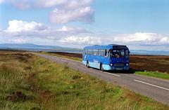 3937 20000822 Rapson CAS 511W (CWG43) Tags: uk bus leopard alexander leyland rapson highlandomnibuses highlandscottish cas511w