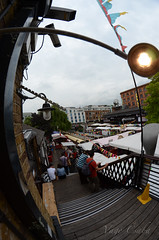 Camden town market (Csaba Vg) Tags: london nikon fisheye 8mm d7000