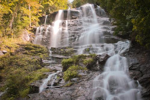 Amicalola Falls State Park, North Georgia