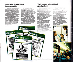 Alitalia 1970's Flight Guide Page 16/56 (Longreach - Jonathan McDonnell) Tags: advertising map airline 1970s publicity 1980s alitalia cigeratte publicitymaterial airlineadvertising compagniaaereaitalianaspa cigeratteadvertising
