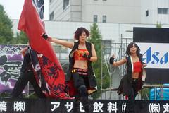 KBS_2013-10-20_2_033 (kv492) Tags: japan yosakoi gunma takasaki kobushi よさこい 虎舞士 雷舞 takasakilive たかさき雷舞