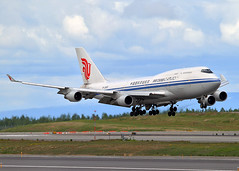 B-2460 Boeing 747-4J6BCF Air China Cargo (Keith B Pics) Tags: alaska air anchorage boeing anc 747 b747 panc b2460