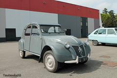 Citroën 2CV AZL 1959 (tautaudu02) Tags: citroën 2cv avignon auto moto rétro 2013 cars coches automobile voitures azl