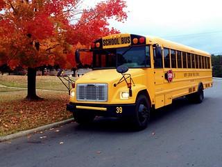 2005 Thomas FS-65 School Bus, NC