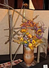 Longwood Ikebana (PHOTOPHANATIC1) Tags: ikebana longwood