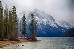 Redfish lake Idaho (Pattys-photos) Tags: stormy idaho redfishlake