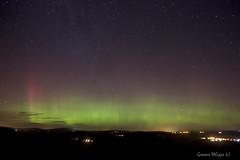 Unexpected aurora (quayman) Tags: scotland aberdeenshire aurora northernlights chapelofgarioch merrydancers