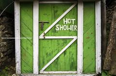 $4 Shower | $4 (francisling) Tags: nepal hot green zeiss 35mm t shower sony cybershot himalaya khumbu  sonnar  rx1   chheplung dscrx1