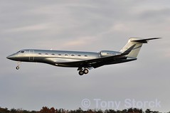 N650GL (bwi2muc) Tags: gulfstream bwi bwiairport baltimorewashingtoninternationalthurgoodmarshallairport kbwi g650 gulfstream650 bwimarshall n650gl
