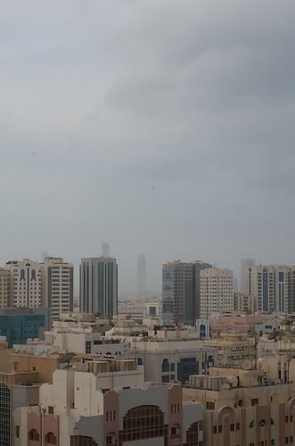 Sandstorm in Abu Dhabi ©  Still ePsiLoN