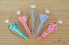Umbrellas.... READY!!! for Blythe, Pullip...