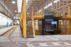 TRAM GARAGE (skech82) Tags: italy milan studio italia milano garage tram forma mezzoditrasporto d3000 skech82 skechphoto studioforma