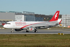 D-AVVK A320 AIR ARABIA (Paul Rowbotham) Tags: air airbus arabia a320 320 xfw davvk a6ant