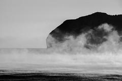 gaur goizeko lainoa Ogoo izkutatu nahiean (Joseba Barrenetxea Altuna) Tags: bw landscape paisaje bn bizkaia basque niebla euskadi euskal herria lainoa urdaibai ogoo basqueland busturialdea paisajea