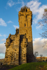 Wallace Monument (DigHazuse) Tags: greatbritain vacation history monument beauty scotland stirling wallacemonument williamwallace onholiday