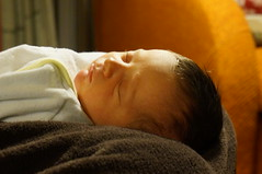 Alice (Laocoonte) Tags: portrait people alice sony daughter bebe neonato nex3