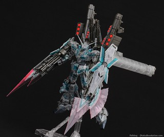 MG Clear Full Armor Unicorn - Snap Fit 7 by Judson Weinsheimer