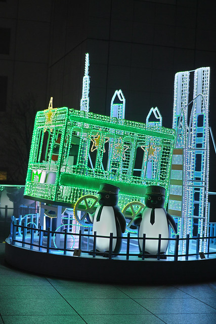 Penguin Conductors