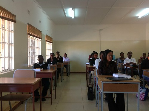 AHF Zambia Tests Thousands in High Schools