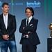 Globe Soccer 2013 - Cristiano Ronaldo and Tommaso Bendoni