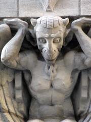 Dmon (Gerhandz) Tags: montral demon devil ornementation gerhandz