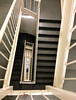 Looking Down the Stairs (Valentinian) Tags: newjersey jerseycity unitedstates