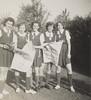 Sports Day 2 (BasiliskSam) Tags: sports athletics schoolgirls gymslips
