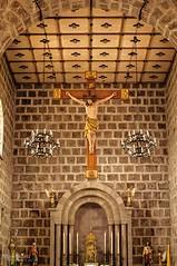 Interior de Igreja...