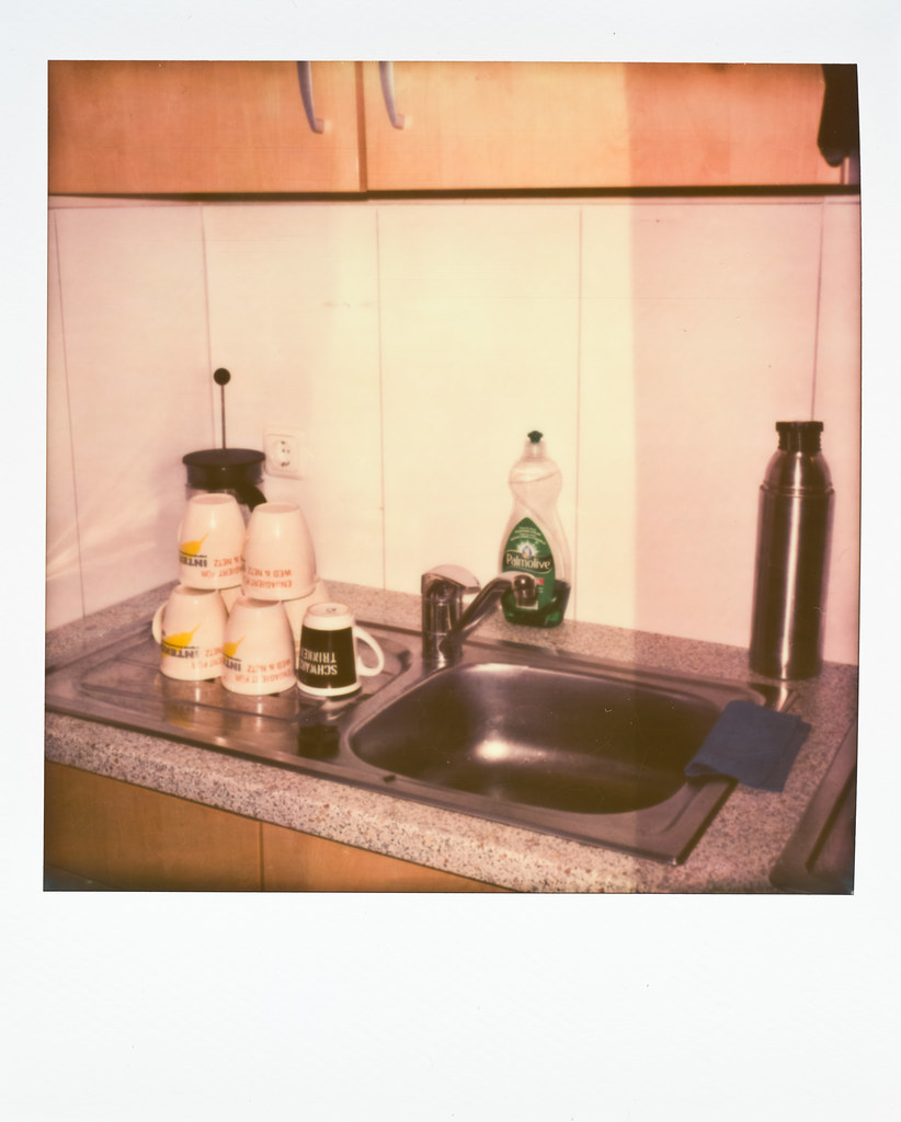 the worlds best photos of cup and polaroid  flickr hive mind ~ Spülbecken Flach