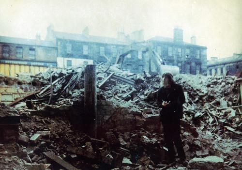 John Smith Looking onto Renfrew Street 1970s