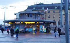 Pressbyrn, Drottningtorget. (rotabaga) Tags: gteborg pentax sweden gothenburg kiosk sverige k5 drottningtorget