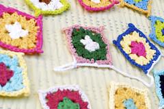 (athenastudio) Tags: handmade crochet decoration garland cotton handcrafted madebyhand crochetgarland colorfulcrochet ninazaslove athenastudio