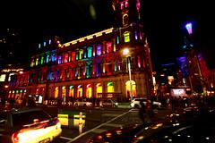 GPO Building, Melbourne CBD