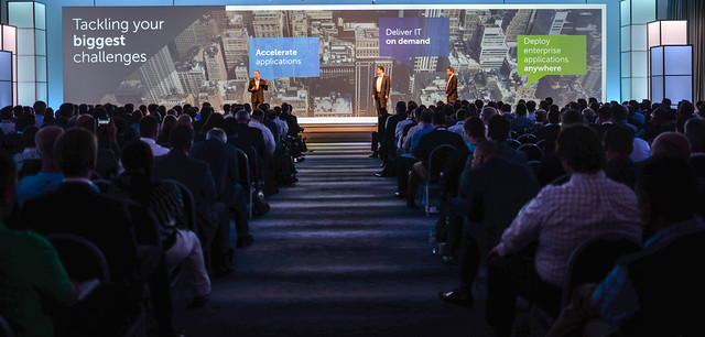 Thumbnail for Dell Enterprise Forum EMEA 2014 #Day1