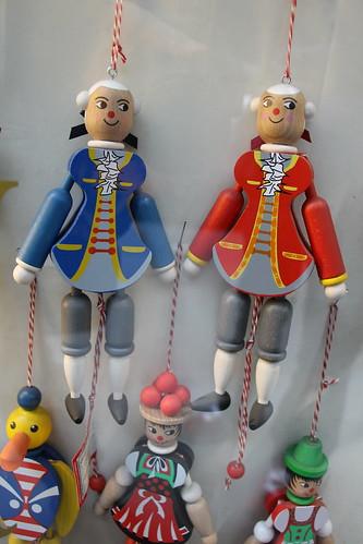 Wooden toys - Mozart