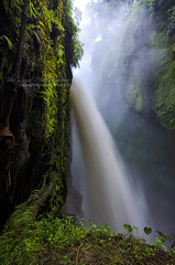 Belawan Waterfalls (nurshammamat) Tags: art water beautiful beauty indonesia landscape nationalpark amazing nice nikon exposure national abandon waterfalls indah niceview belawan nd400 leefilter nd500 lightcraftworkshop