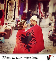 This is our mission (AlbanianCircle) Tags: albanian albania albanians shqiptar zemer shqipe albanianparade albaniancircle albnaianlove albanianweddings albaniandancing albaniandating