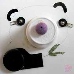 PANDA (Isonauta.com) Tags: panda objetos analogo creattivit isonauta