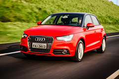 AUDI A1-SB - QUAITY IN - 2012