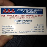"AAA carpet, upholstery and air duct cleaning <a style=""margin-left:10px; font-size:0.8em;"" href=""http://www.flickr.com/photos/113741555@N07/14279215038/"" target=""_blank"">@flickr</a>"
