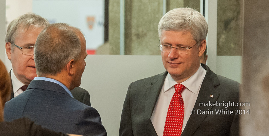 Prime Minister at Communitech - June 2014 013