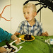 "Karter & his cake • <a style=""font-size:0.8em;"" href=""http://www.flickr.com/photos/79625897@N08/14311238500/"" target=""_blank"">View on Flickr</a>"
