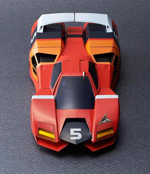 【360 度鑑賞模式】Megahouse – Variable Action《閃電霹靂車》火焰史培利昂G.T.R