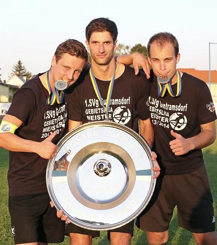 2014-06-07 SVg Guntramsdorf - Kampfmannschaft Meisterfeier 0069