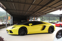 Lamborghini Aventador LP 700-4 (rvandermaar) Tags: lamborghini aventador lp 7004 lamborghiniaventador
